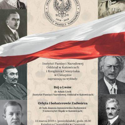 Semper fidelis. Walki oLwów 1918-1919 – VII sesja wykładowa Akademii Niepodległości
