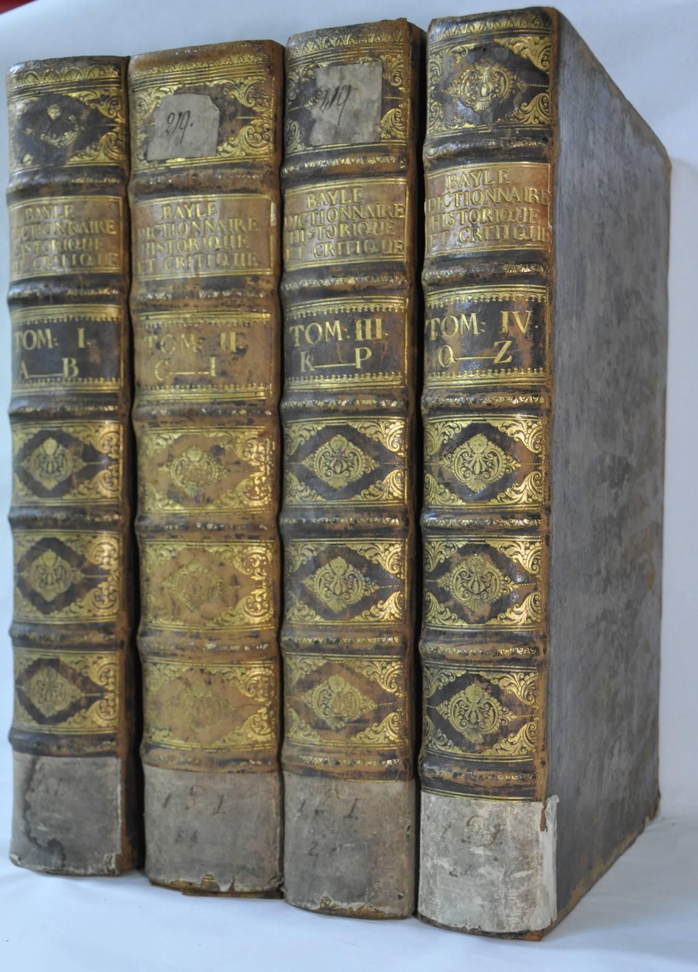 Słownik historyczny ikrytyczny Pierre'a Bayle'a – arcydzieło XVII-wiecznej erudycji