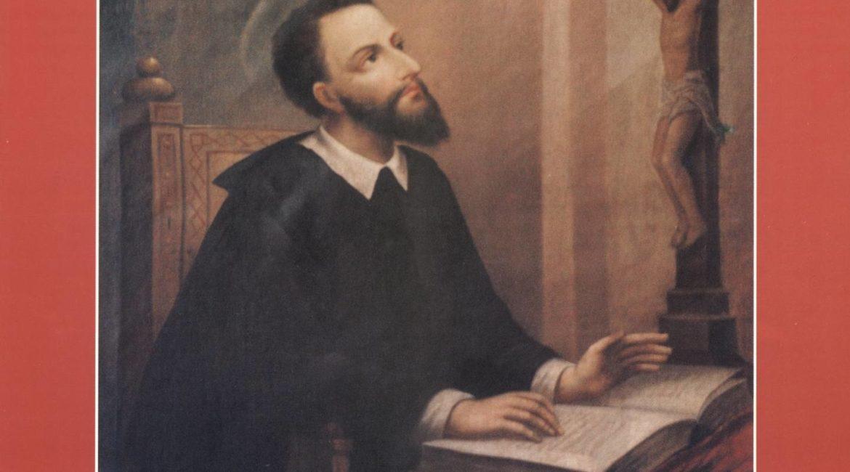 Portret Jana Sarkandra ze zbiorów ikonograficznych Książnicy Cieszyńskiej