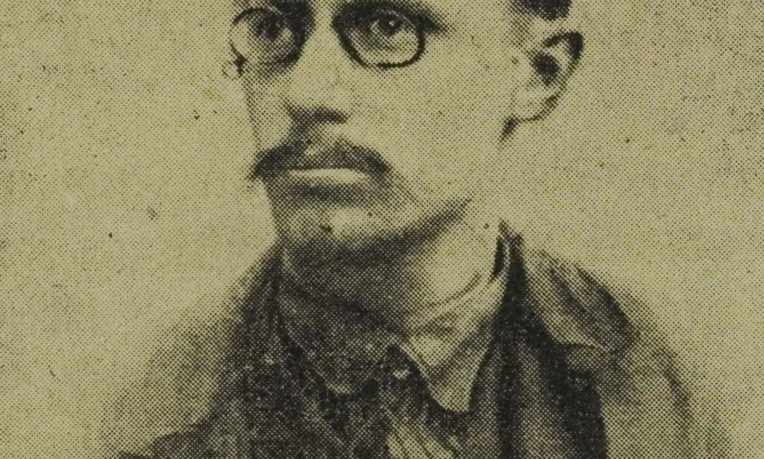 Tadeusz Reger (lipiec 1896 r.)