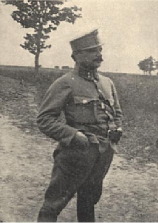 Jan Łysek (1887-1915)