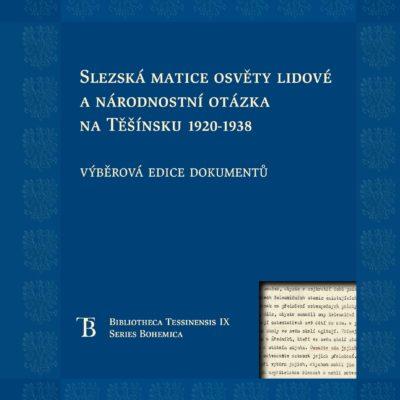 """Prezentacja nowego tomu serii """"Bibliotheca Tessinensis"""""""